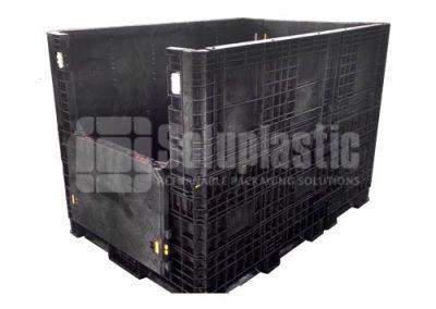 Contenedor Plástico 70″ x 48″ x 50″