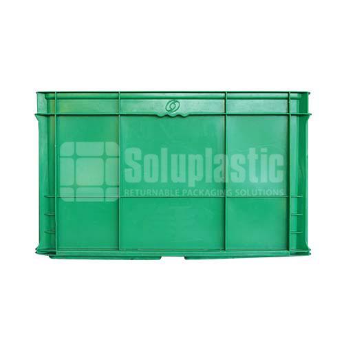 totes plásticos caja industrial para carga y transporte de mercancia con seguridad, resistencia en mexico seminuevas retornables 24x15x14