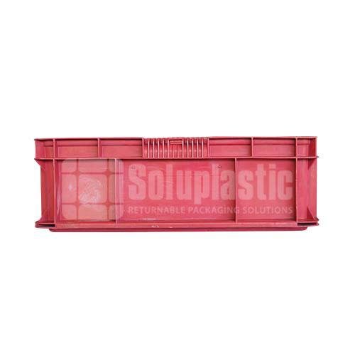 totes plásticos caja industrial para carga y transporte de mercancia con seguridad, resistencia en mexico seminuevas retornables 24x22x07