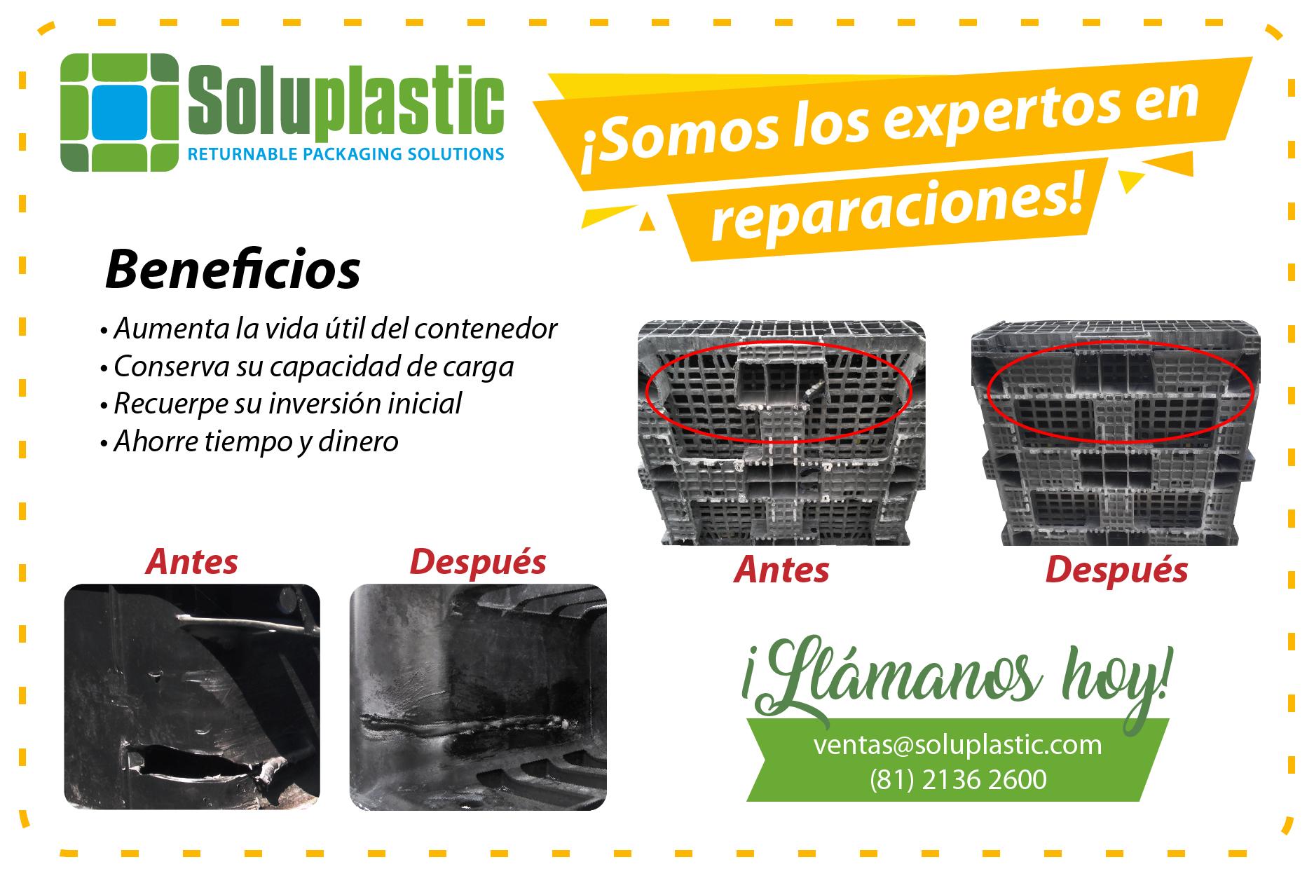 flyer REPARACIONES 01 - ¡Somos los expertos en Reparaciones!